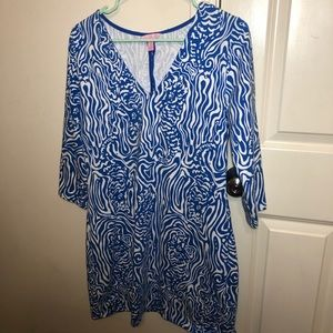 Lilly Pulitzer Cotton Shift Dress